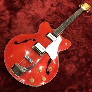 c.1966-1969 Morales/Zen-On ESP-180 ビザールギター セミアコ 調整済 6ヶ月保証