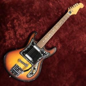 準備中 c.1960s Norma EG408-2T ビザールギター 調整済み