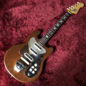 c.1960s Guyatone (Kent)COPA 532 ビザールギター 調整済み 6ヶ月保証