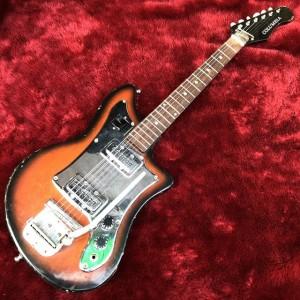 c.1960s Columbia CSG-631 ビザールギター 調整済み