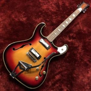 c.1960s Firstman SC-2 ビザールギター ホロウボディ