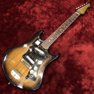c.1960s Norma / Teisco SG-2 ビザールギター 調整済み