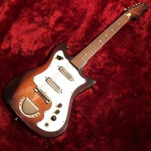 c.1960s Kawai S-2 ビザールギター 訳あり品